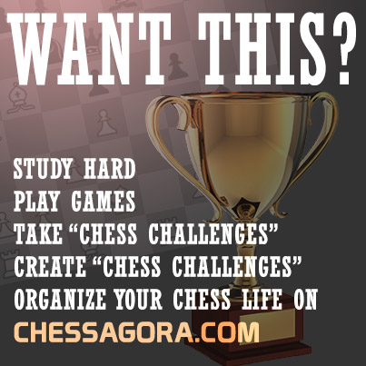 Become better at chess with Chessagora